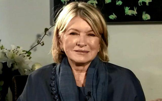 Martha Stewart en entrevue avec Sophie Thibault