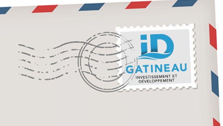 Abonnez-vous à l'infolettre d'ID Gatineau