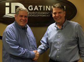 ID Gatineau et la CDROL signent une entente de partenariat