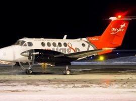 Des vols Gatineau-Québec sont offerts à l'Aéroport exécutif de Gatineau-Ottawa