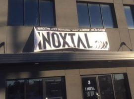 L'entreprise Inoxtal déménage dans l'Aéroparc de Gatineau