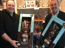 ID Gatineau accorde un prêt de 100 000 $ à Rochef Chocolatier