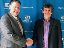 ID Gatineau et Cilex signent une entente de partenariat