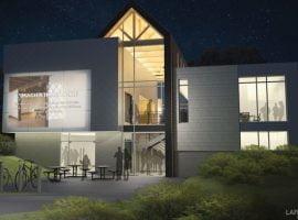 Un projet d'architecture de 2,4 millions de dollars