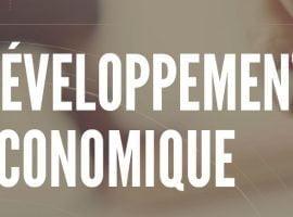 Dépôt du plan stratégique de développement économique