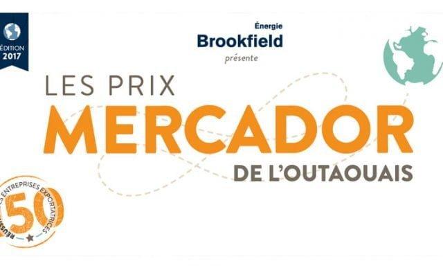 Cinq entreprises exportatrices reçoivent un prix MercadOr