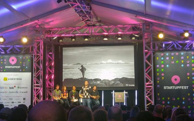 Startupfest Montréal : Entrevue avec Tommy Houle, participant et PDG de Transpologique