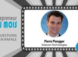 Entrevue avec Pierre Plangger de Solacom Technologies Inc.