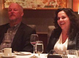 Un souper en compagnie de la PDG de Vivemtia et du président de Laura Secord