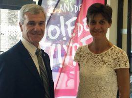 ID Gatineau accueille la consule de France
