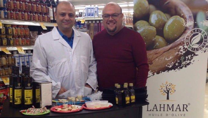 L'huile d'olive Lahmar est maintenant disponible