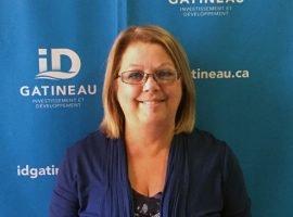 Céline Paquette se joint à l'équipe d'ID Gatineau