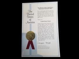 Cognilore obtient un brevet américain
