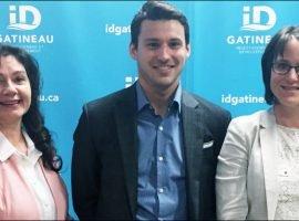 Trois nouveaux membres au sein du conseil d'administration d'ID Gatineau
