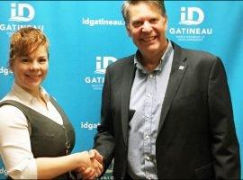 Un partenariat entre ID Gatineau et Export Outaouais profitera à des entreprises exportatrices de Gatineau