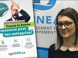 Nomination de Geneviève Ouimet à titre de coordonnatrice de monGPS.ca/agente de communication