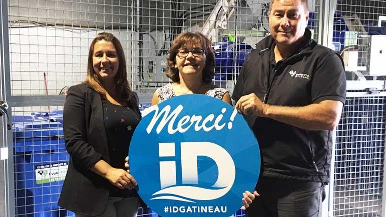 Évolu-TIC Outaouais obtient la cote de sécurité pour la destruction de documents confidentiels