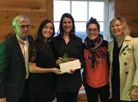 Prix de la Fondation pour développement des coopératives en Outaouais