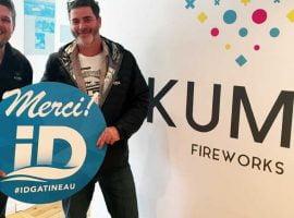 Kuma Fireworks rafle la première place lors d'une compétition internationale