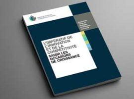 RAPPORT : L'impératif de l'innovation et de la compétitivité