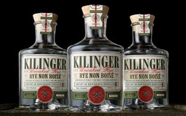 Kilinger Rye: un rye 100% québécois produit à Gatineau