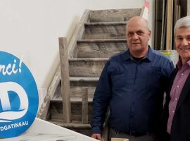 Lucien Proulx & fils réinvente les marches d'escaliers
