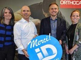 OrthoCanada bénéficie d'un Passeport multi services d'ID Gatineau