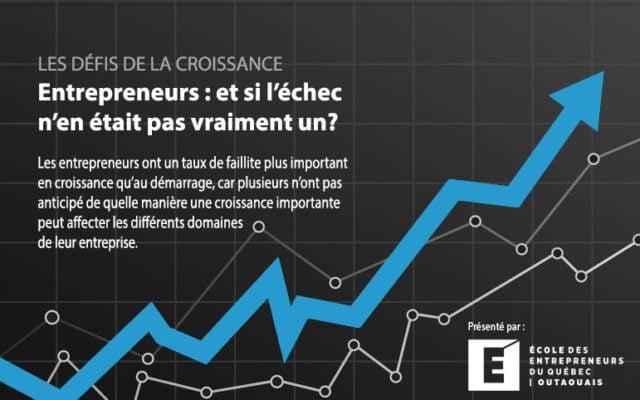 Article écrit par l'École des entrepreneurs du Québec