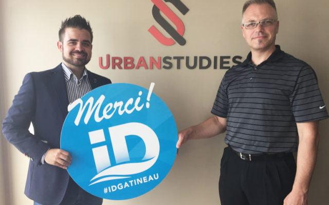 ID Gatineau octroie 25 000 $ à Urban Studies