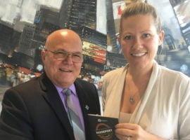 Mirik bénéficie d'un Passeport multi services d'ID Gatineau