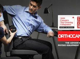 OrthoCanada au 283e rang du classement des plus importantes entreprises en croissance au Canada