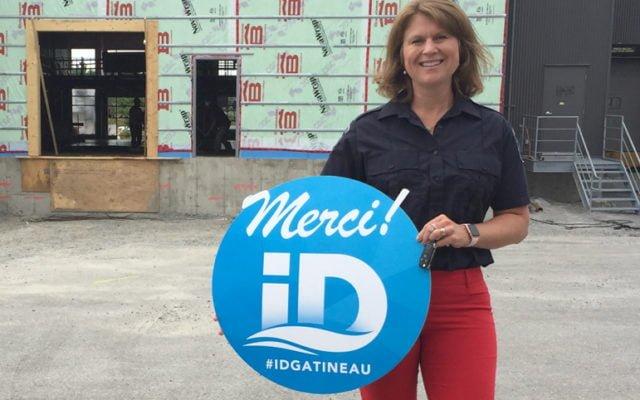 Le coup de foudre de Sani Gear pour ID Gatineau