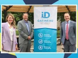 Développement économique Canada annonce un soutien de 290 000 $ à ID Gatineau