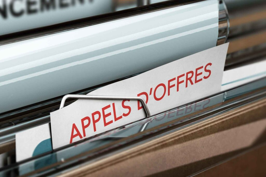 Appels offres - ID Gatineau