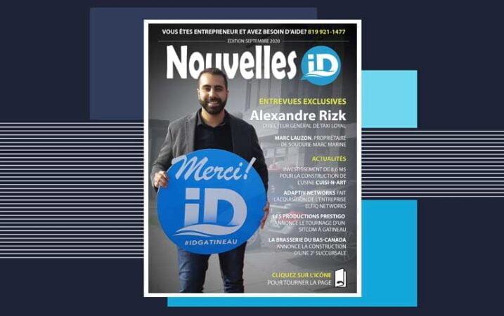Nouvelles ID - Septembre 2020