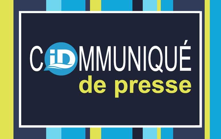 Communiqué de presse - ID Gatineau