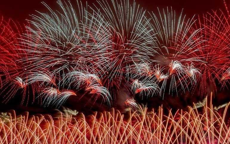 Kuma Fireworks