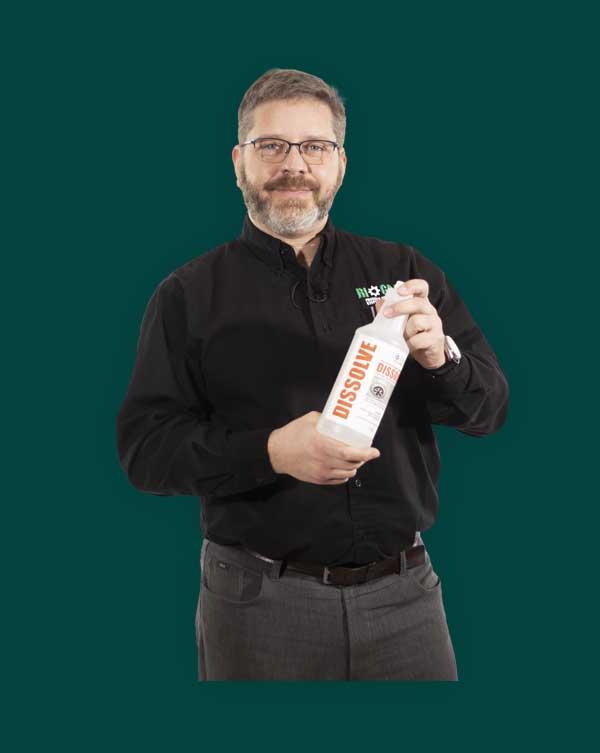 Luc Marineau de Biograde